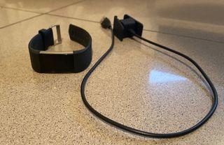 Fitbit Charge 2, pulsera de actividad fisica.
