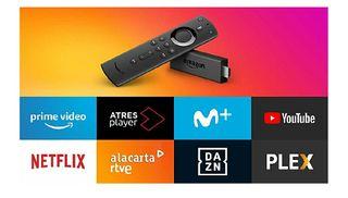 Amazon Fire TV Stick con mando por voz Alexa | Rep