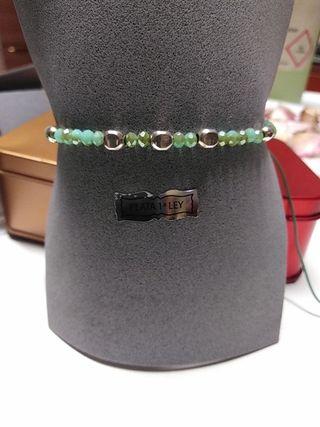 pulseras de plata 925 y finísimo cristales