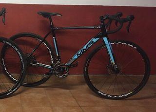 Bicicleta MMR X-Grip ciclocross/cx/gravel