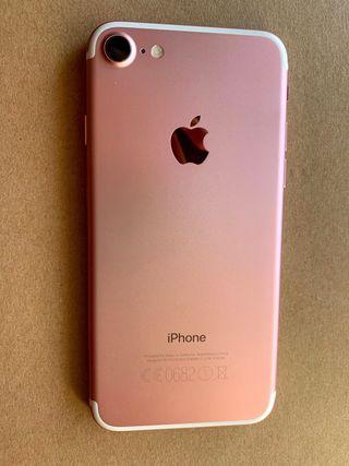 Vendo iPhone 7 rosa
