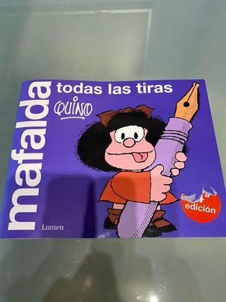 Libro completo Mafalda