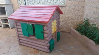 """Casita Jardín Marca """"Chicco"""" para Niños"""
