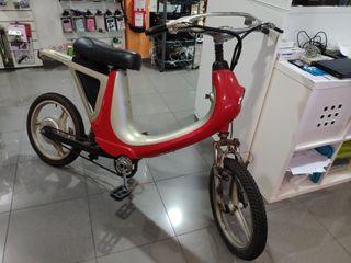 Bici Eléctrica estilo clásica Oportunidad