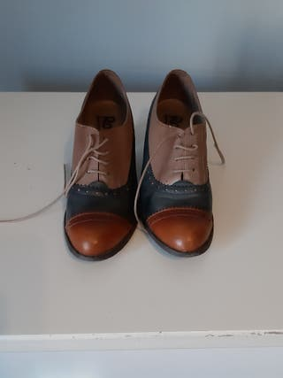 Zapato mujer tipo Oxford n 40.