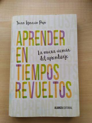 """Libro """"Aprender en tiempos revueltos"""""""