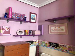 Estanterías de Madera Dormitorio Juvenil