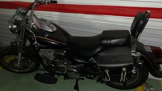 Vendo moto Daelim DAYSTAR 125 FI 2006