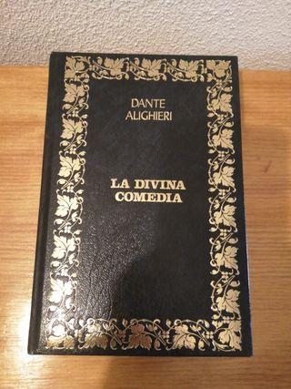 """LIBROS """"FAUSTO"""" Y """"LA DIVINA COMEDIA"""""""