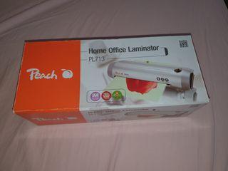 Plastificadora PL713. Marca Peach.