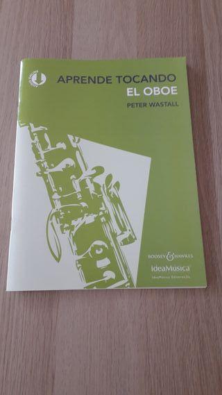 Aprende tocando el Oboe. Peter Wastal
