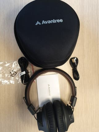Auriculares Avantree Audition Pro 40 Bluetooth