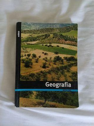 llibre geografia 2n batxillerat