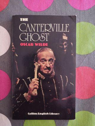 Libro en inglés: The Canterville Ghost. Nivel 2