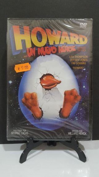 HOWARD UN NUEVO HÉROE DVD
