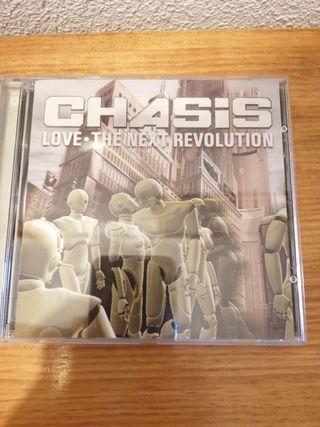 "CD DISCOTECA ""CHASIS"""
