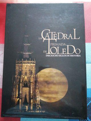 """LIBRO """"LA CATEDRAL PRIMADA DE TOLEDO"""""""