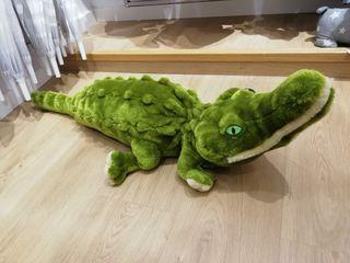 peluche cocodrilo