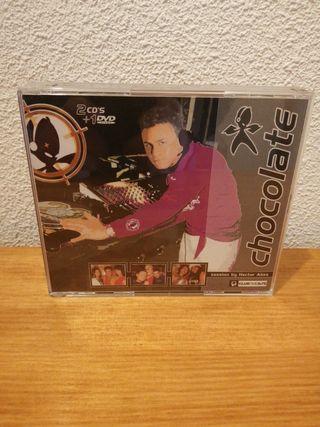 "CD DISCOTECA ""CHOCOLATE"""