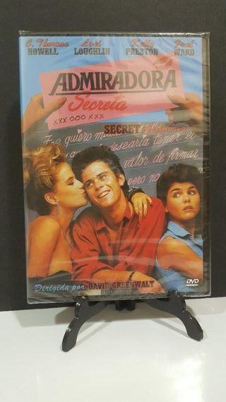 ADMIRADORA SECRETA 1985 DVD PRECINTADO