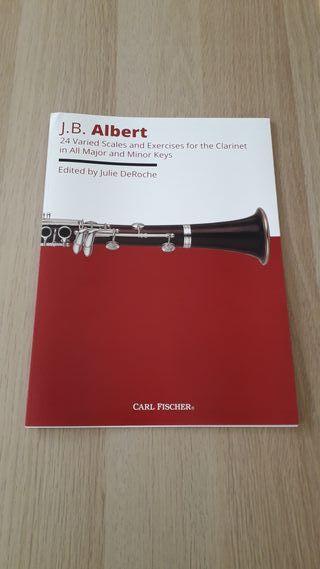 24 Varied Scales. Albert