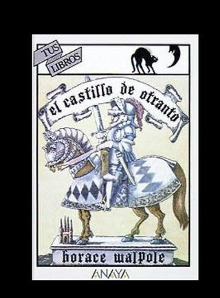 El castillo de Otranto de Horace Walpole Tapa dura