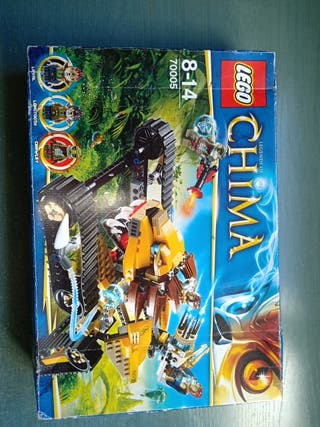 LEGO LEGENDS OF CHIMA 70005 NUEVO