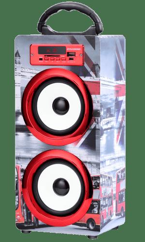 Altavoz bluetooth con batería ENVÍO INCLUIDO
