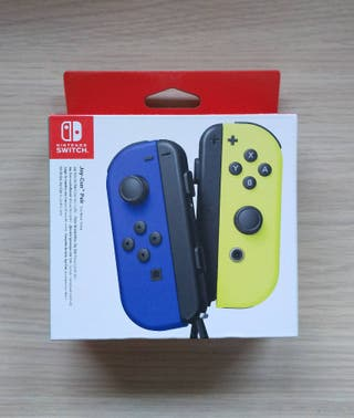 Nintendo Switch Joi-con Azul/Amarillo