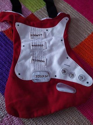 Bolso guitarra niña
