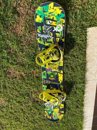 Tabla snowboard Skate banana