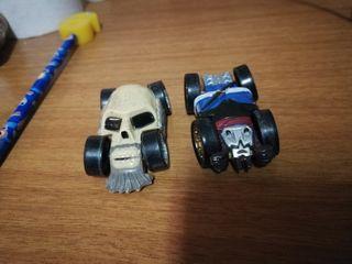coches de juguete antiguos uno es de disney