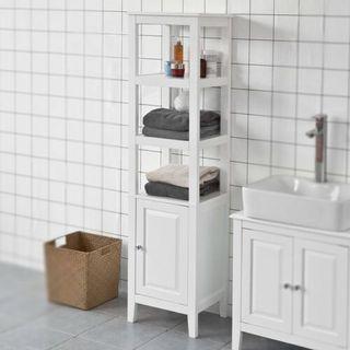 Mueble columna de baño Armario para baño Estanter