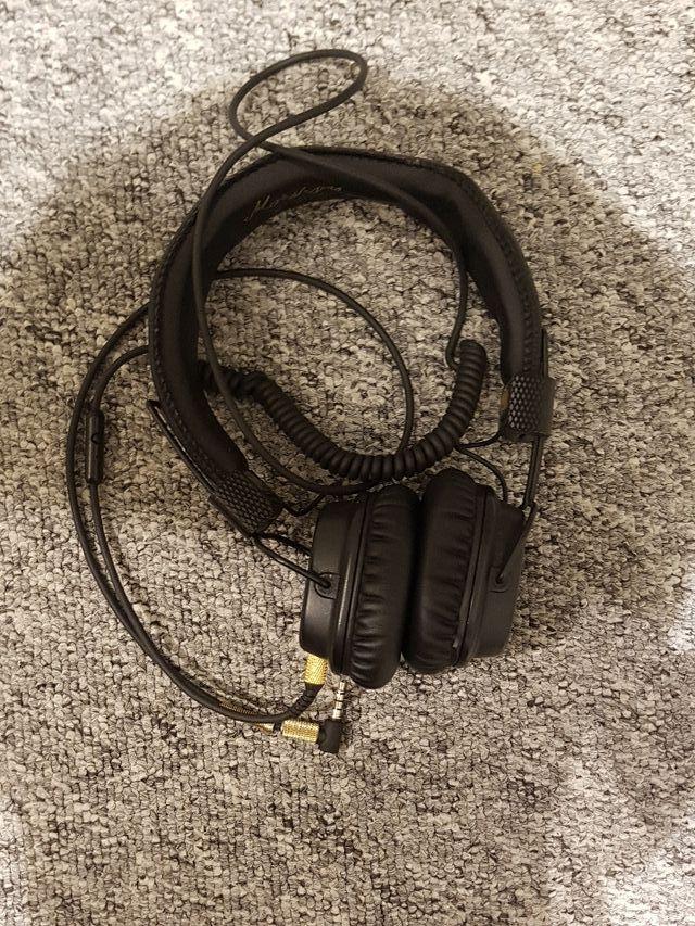 Headphones marshall
