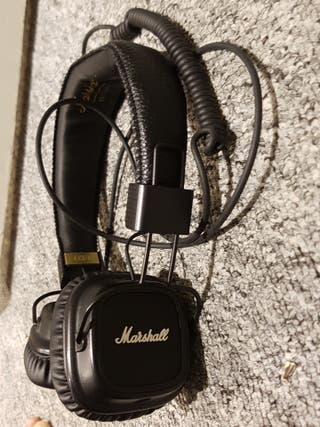 Headphones marshall