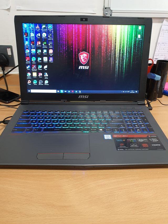 MSI Gaming Laptop