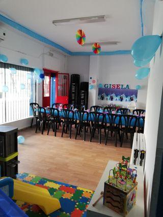 sala de celebraciones infantiles CON-SENTIDOS