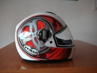 Casco integral Vemar, M