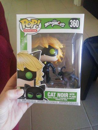 funko pop cat noir