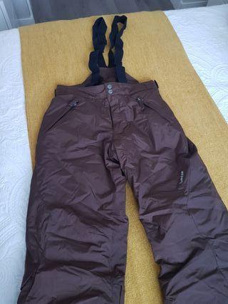 Pantalon esquí niño