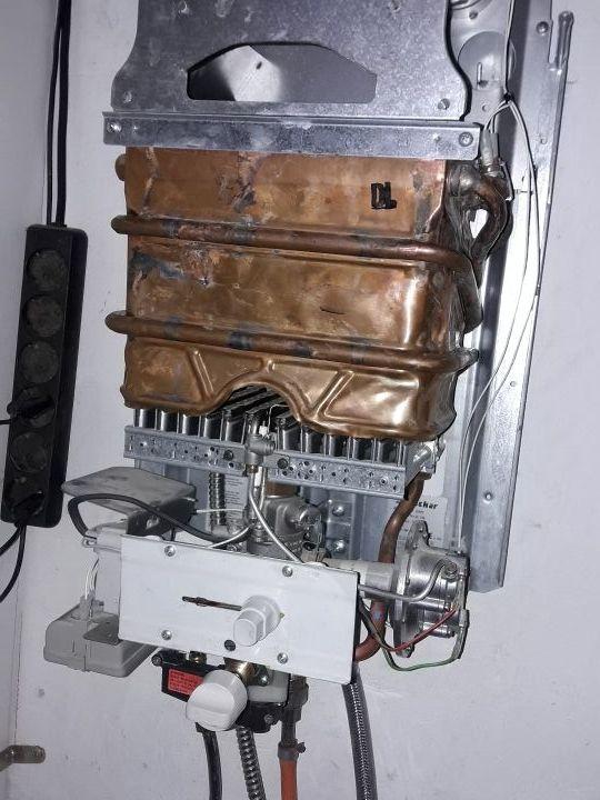 calentadores de 11 litro de gas i de butano