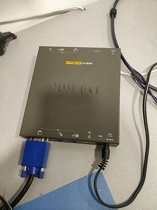 kvm over IP ( control remoto por IP)