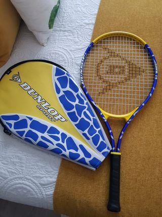 Raqueta tenis junior iniciación