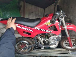 mini moto de cross