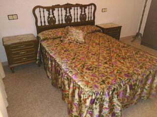 Dormitorio matrimonio antiguo