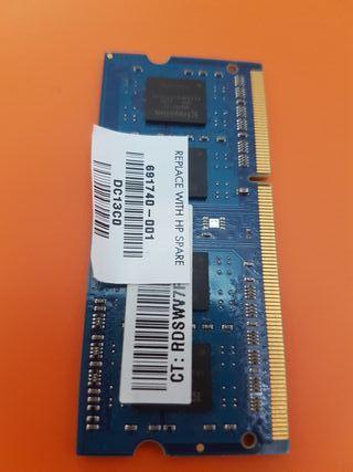 Memoria RAM interna de 4 GB