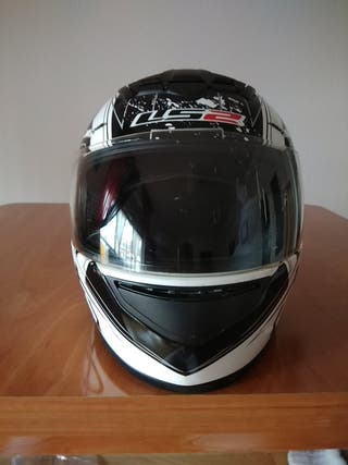 Casco integral LS2, Talla M