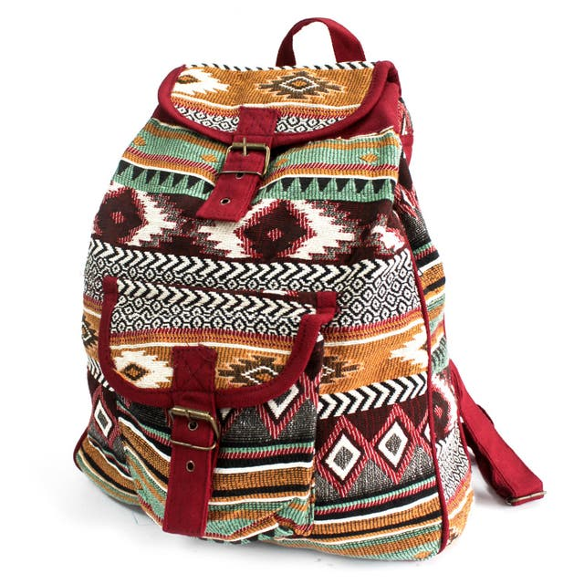 Casual Bags - Nepal Style Backpack, Daypacks