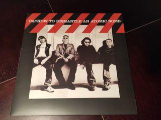 U2 - HOW TO DISMANTLE AN ATOMIC BOMB Vinilo