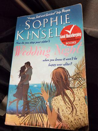 Libro Wedding Night de Sophie Kinsella